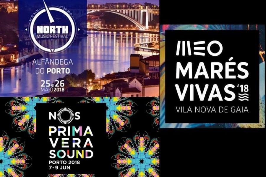 Porto Sidecar Tours music festivals