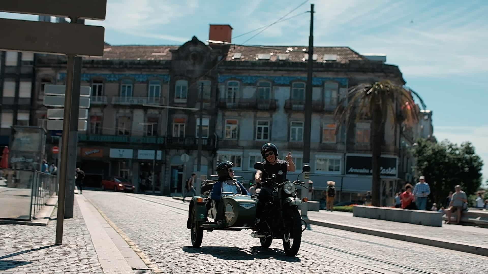 Morning Tour Porto