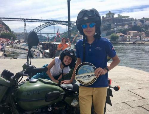 Things to do with teenagers in Porto
