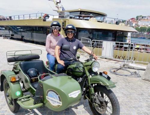 Luxury Douro River cruises & Sidecar Tours in Porto