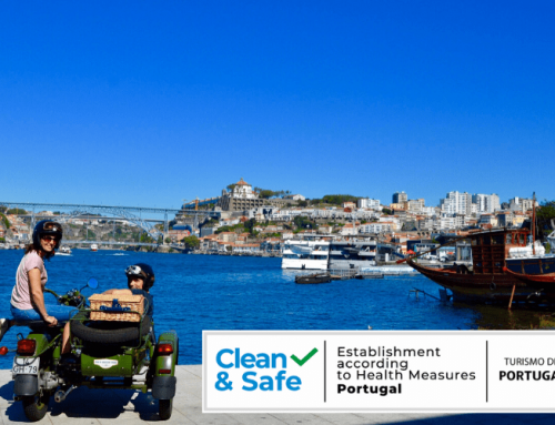 Seal Clean & Safe – Certification from Tourism of Portugal