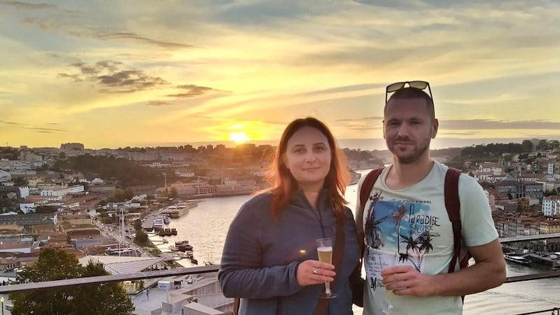 Sunset Tour Porto